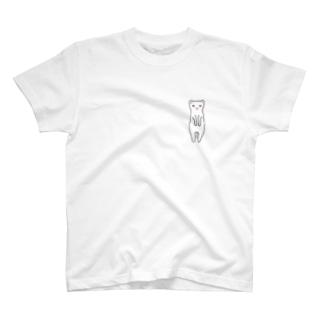 フェレットさん T-shirts