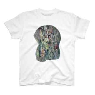 (frontのみ)いろ T-shirts