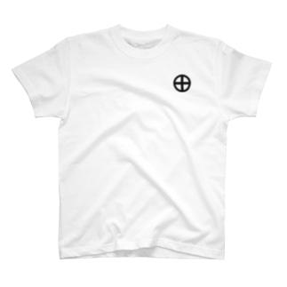 鹿児島 薩摩十字 T-shirts