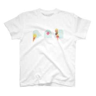 涼しすぎ! T-shirts