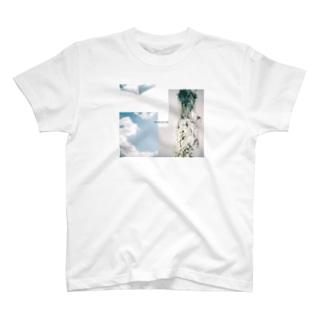MY  BLUE LIFE Tシャツ T-shirts