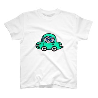 ガブCAR T-shirts