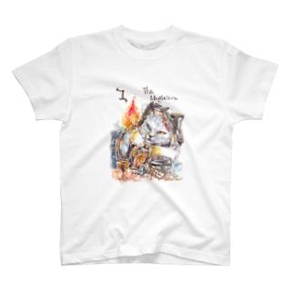 タロットシリーズ1『魔術師』 T-shirts