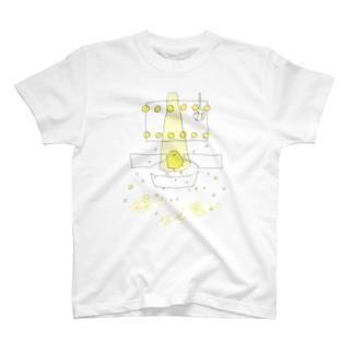 ス2(文字入り) T-shirts