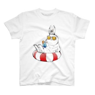 夏ひじたき T-shirts