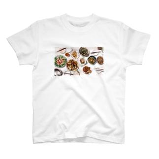 土屋南のお母さんの手料理の愛 T-shirts
