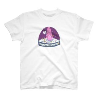 ス3(ねが) T-shirts