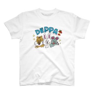 DEPPA T-shirts