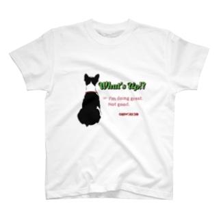 ボストンテリア T-shirts