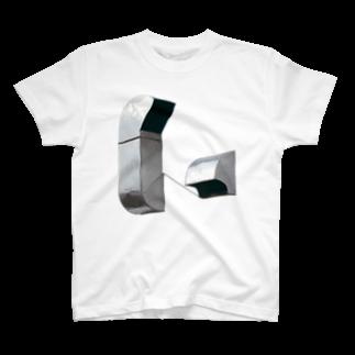 Yusuke Saitohの大小のダクト T-shirts
