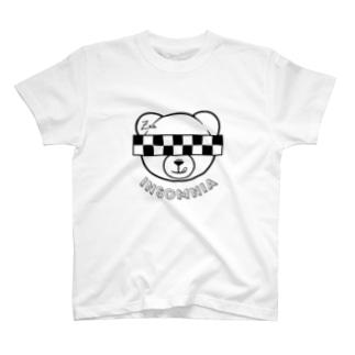 Xxx bear / checker T-shirts