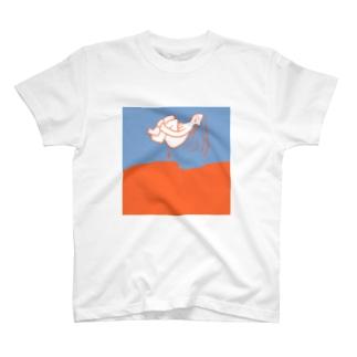 ピリオドちゃん T-shirts