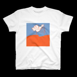 あさぬーのピリオドちゃん T-shirts
