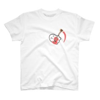 おばけギター T-shirts