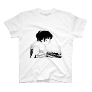 山本直樹×笹口騒音 わたしのうたはどこいった T-shirts