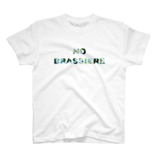 ノーブラT T-shirts