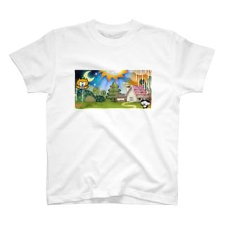 森のくらし T-shirts