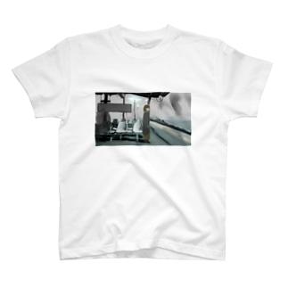 待ちわびて T-shirts