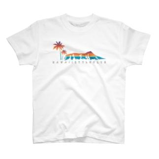 Waikiki view T-shirts