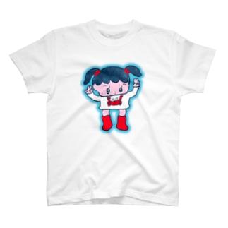 かにパワー T-shirts