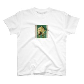 Hanako tamuraのキリンさんが好きです T-shirts