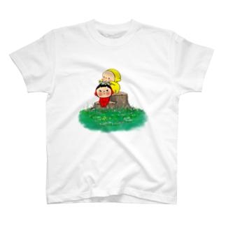 花冠B T-shirts