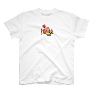 りんごの配達 T-shirts
