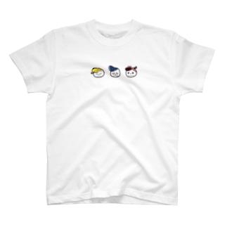 ロックンロールペンギンズ By スタンプ T-shirts