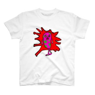 ぞんび T-shirts