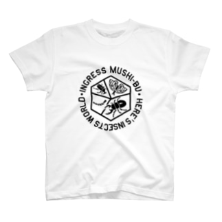 虫部ロゴグッズ T-shirts