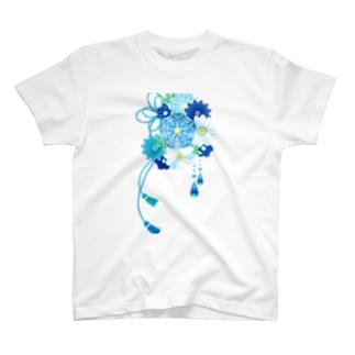 花かんざし03 T-shirts