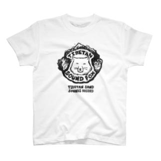 チベタン サンド サウンズ・レコード T-shirts