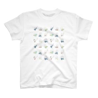 ハローグッズ T-shirts