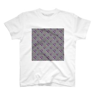 Polka Dots(Vintage Tricolor) T-shirts