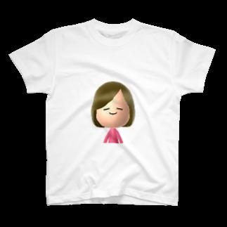 tawoのふもちゃ T-shirts