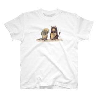 ねことさかな T-shirts