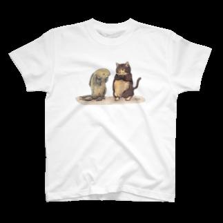 みりんのねことさかな T-shirts