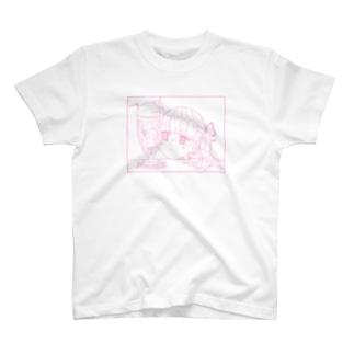 めろんそ〜だ T-shirts