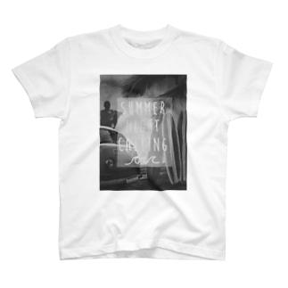 白黒確定版 T-shirts