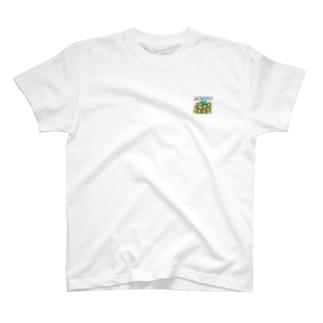 千手観音ス T-shirts