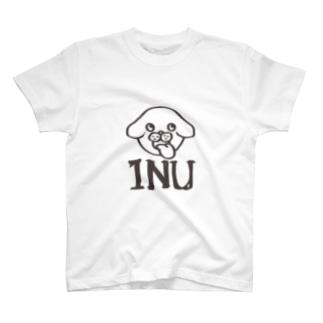 まるいぬ T-shirts