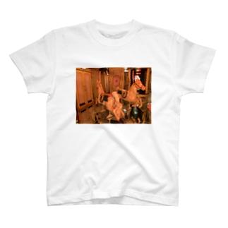 ラブホテル2 T-shirts