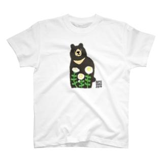ASO2019×ウメチギリ ツキノワグマ T-shirts