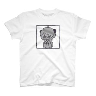 どんよりねおぱんだ T-shirts