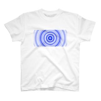 江戸切子風 T-shirts