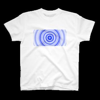 Miracke Happy Bareの江戸切子風 T-shirts