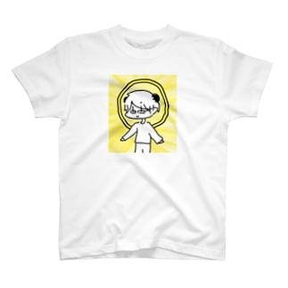 神秘的なねおぱんだ T-shirts