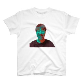 フワちゃんT(山ちゃんremix) T-shirts