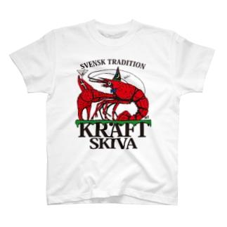 ザリガニ04 T-shirts