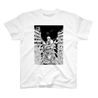 136-BW-Y T-shirts